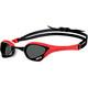 arena Cobra Ultra Okulary pływackie czerwony/czarny